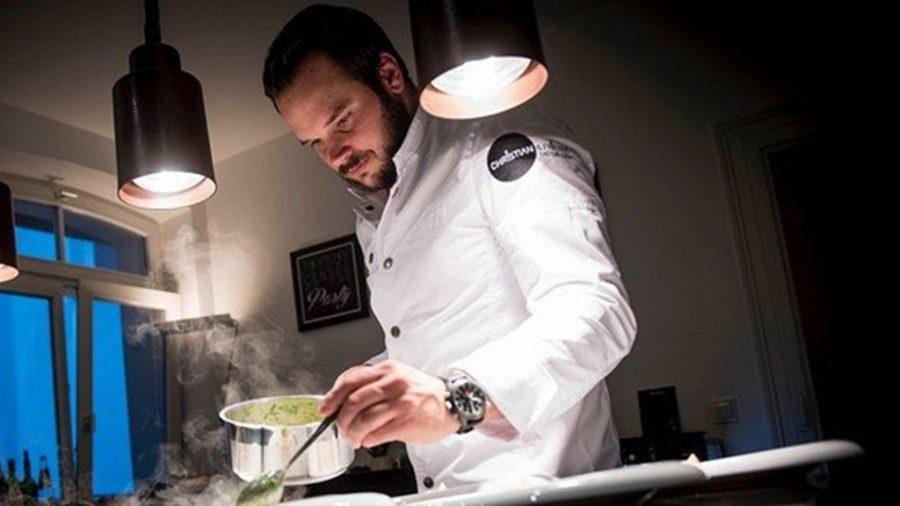 """""""Nicht nur Leidenschaft, auch Herzblut"""" – Koch Christian Steska und sein Projekt"""