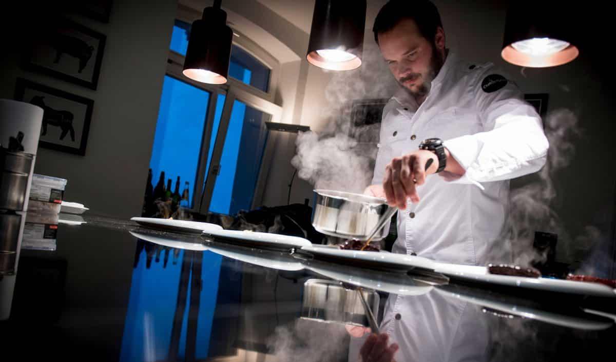 Fulda erhält Michelin-Stern: Koch Christian Steska bekommt Auszeichnung für seine Tastekitchen