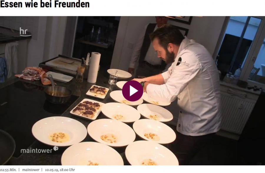 maintower Essen wie bei Freunden: Unser kulinarischer Geheimtipp aus Nordhessen